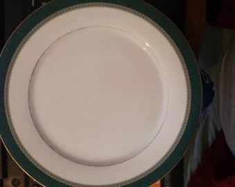 LYNDHURST , by noritake 10 1/2 inch dinner plate