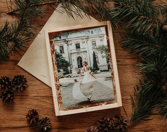 6x8 print box   6x8 photo box for photos (21x15 cm photo packaging)