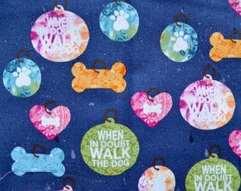 Walk the Dog Bandana