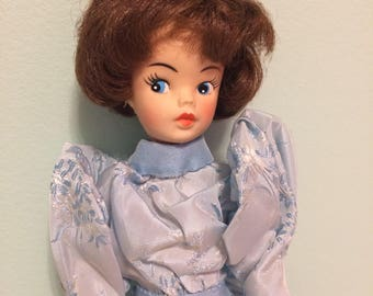 Vintage Tammy Doll Reproduction Made in Hong Kong