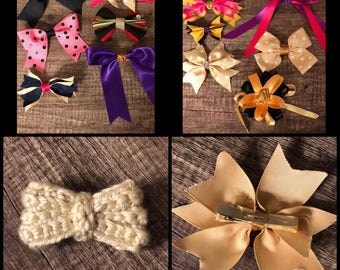 Bows & headbands!!!!