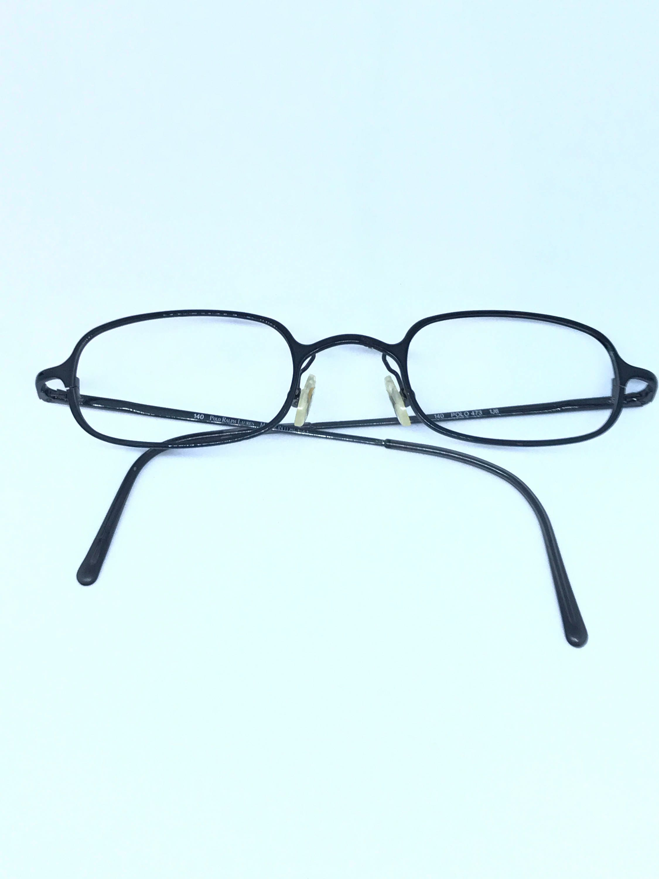 Vintage Polo Eyeglass Frame - Made in Italy - Vintage Polo Style ...