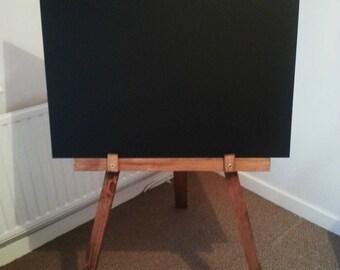 Large Wooden Display Chalkboard Blackboard Easel - Advertisment - Made in UK