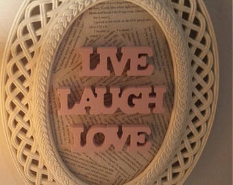 Live, Laugh, Love #3