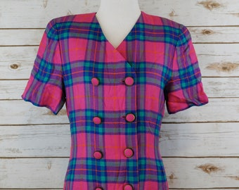 Totally 90s Liz Claiborne Dress