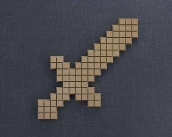 Pixel Art Craft, Pixel Sword