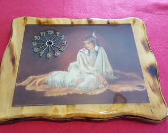 Native American Clocks