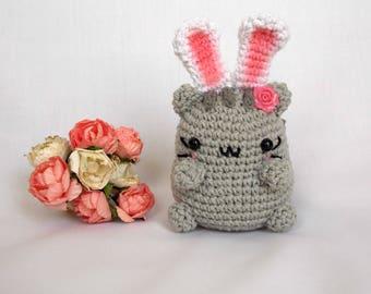 Pusheen Cat Amigurumi Pattern : Pusheen plush Etsy