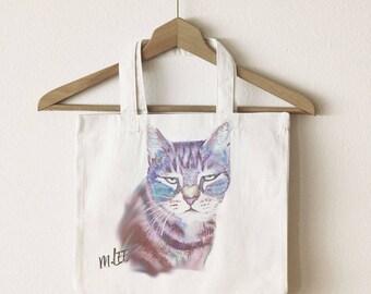 Tote Bag: Grumpy Cat