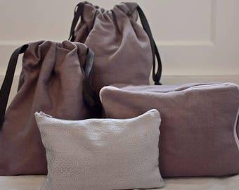 Custom Garment Luggage Organizers