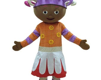 Upsey Daisy Night Garden Style Mascot Costume