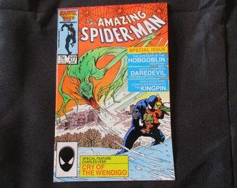Amazing Spider-Man #277 Marvel Comics 1986