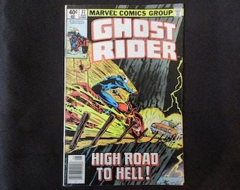 Ghost Rider #37 Marvel Comics 1979