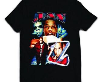 Jay Z hip hop legend t shirt
