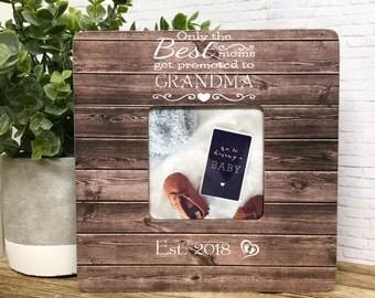 Grandma Frame| GiGi Frame| Personalized Grandma| Gift For Grandma| Mother's Day Gift| Nana Frame| Gift Idea For Grandma| Great Grandma Frame
