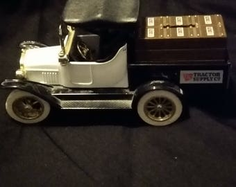 Die Cast Ford Truck Coin Bank Collector