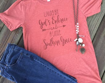 Christian Shirts, Scripture Shirts, Women's Shirts, T- Shirts
