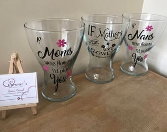 Mothers Day Vases