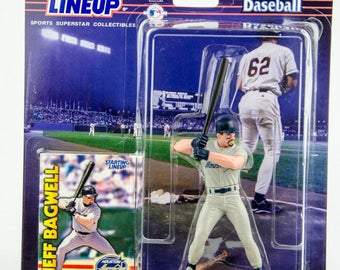 Starting Lineup 1999 MLB Jeff Bagwell Action Figure Houston Astros
