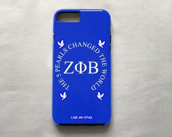 Zeta Phi Beta (Zeta) Phone Case