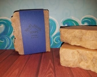 Dockside Soap for Men Beer Soap