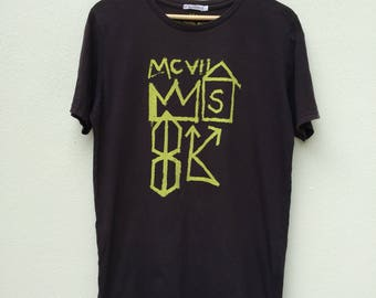 Jean Michel Basquiat  x Uniqlo Graphic Shirt