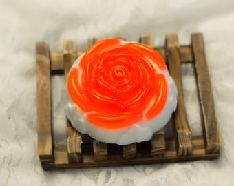Handemade Rose Soap