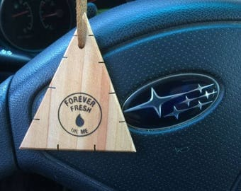 FOREVER FRESH air freshener, for your car, home, or work