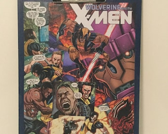 X-Men Clipboard/ Marvel Clipboard/ Comic Book Clipboard/ Geek Clipboard