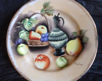 Decorative Fruit Plates For Hanging Instadecor Us & Decorative Fruit Plates For Hanging - Best Fruit 2017