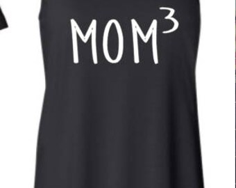 Mom Cubed Shirt