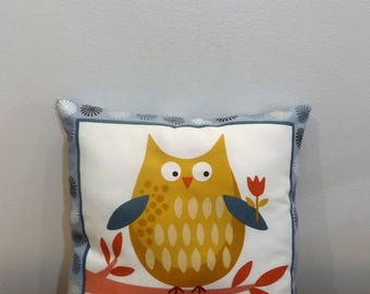 Cushion/pillow for baby: little OWL