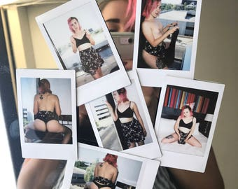 Custom Polaroid