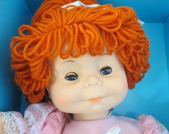 """Uneeda Power Puff Kids Doll 15"""""""