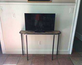 Console Table Metal / Tile