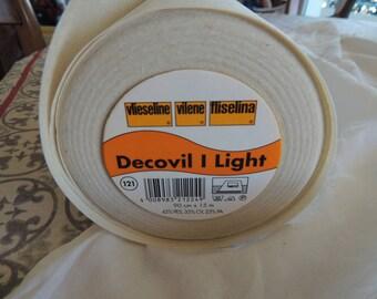 Reinforcement Decovil Light Ecru
