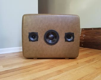 Made to order speaker boxes