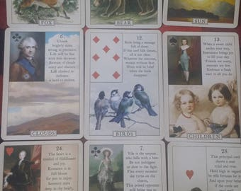 Email reading 이메일 상담 (5 questions) - Tarot/Lenormand
