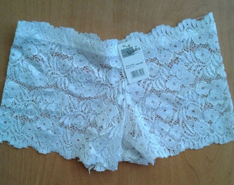 Pretty Cotton lace Knickers Perfect For Sleep Wear