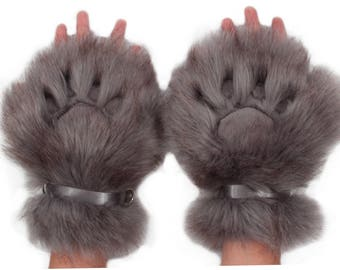 paws cosplay paws costume paws fox paws cat paws gloves kitty paws furry paws fursuit paws hand paws fursuit hands neko paws anime paws