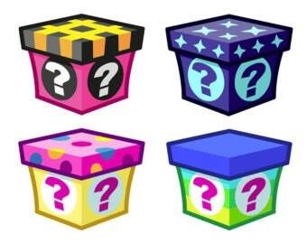 Mystery Melts Box (10 oz. of Assorted Wax Melts) - Surprise Box - Mystery Melts - Wax Melts - Unique Wax Melts - Wax Tarts - Wax