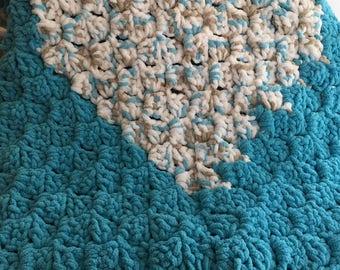 Cozy Heart Blanket