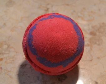Wild Flower Bath Bomb- Luxury Bath Bombs, Best Bath Bomb, Luxury Bath Fizzy, bath fizzies ,Color Bath Bomb, Colorful Bath Bomb