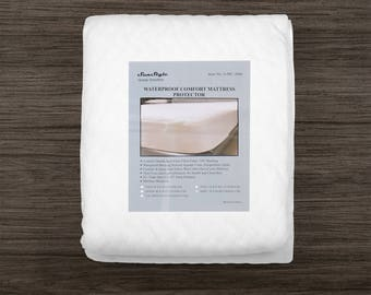 SUNSTYLEHOME Waterproof mattress cover protector