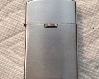Vintage ROYAL KIND Windproof Butane Cigarette Lighter