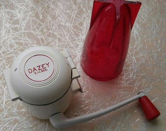 1950s Dazey Ice Crusher - model 160 - ATOMIC AGE - Mid-Century Modern