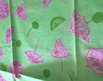 Lilly Pulitzer Umbrellas, Cherries, & Limes