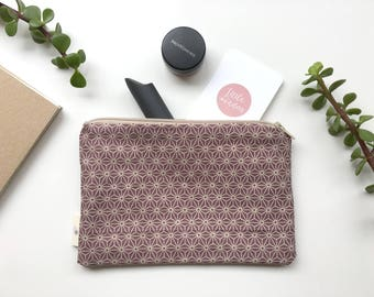 Small Pouch, Zippy pouch, Make up pouch