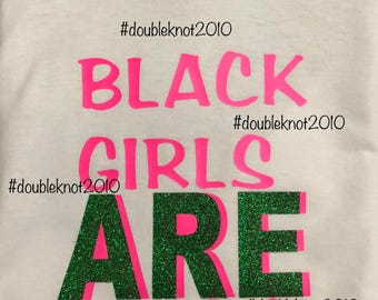 Black Girls ARE Magic