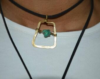 Earthen Multi-stranded Necklace